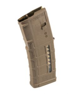 10/30 Magpul PMAG AR/M4 Gen M3 Window 5.56 Nato - Riveted - Coyote Tan