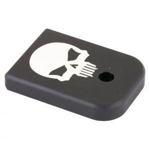 Bastion Mag Base Plate Glk9-40 Skull