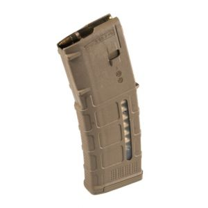 10/30 Magpul PMAG AR/M4 Gen M3 Window 5.56 Nato - Modified with Blocker - Coyote Tan